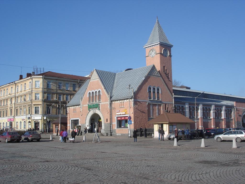 Городской рынок (Выборг)