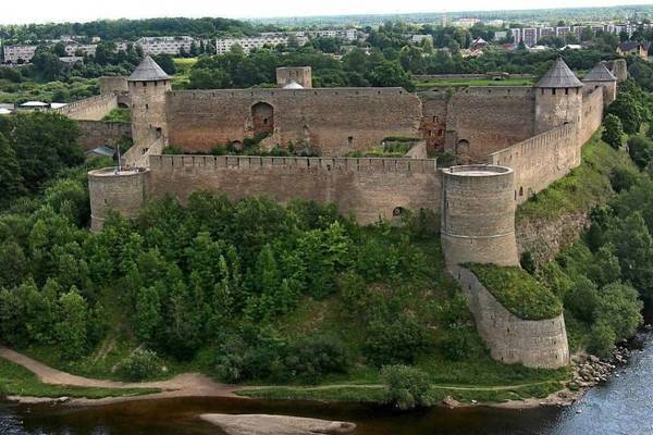 Ивангородская крепость (Ивангород)
