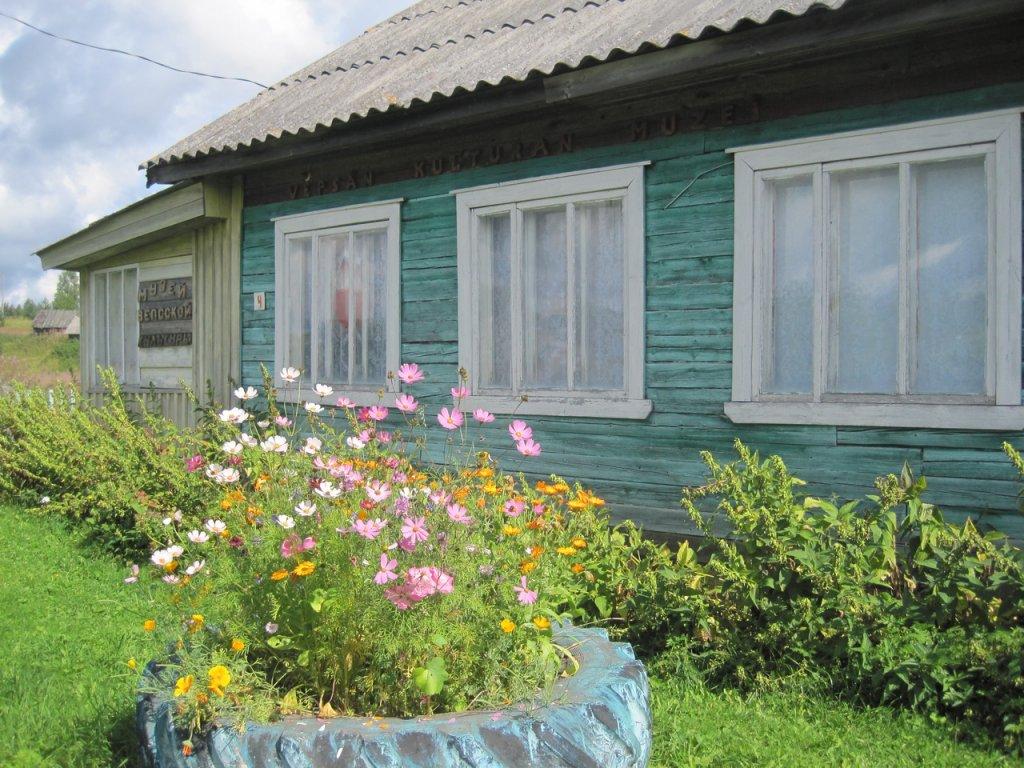 Бабаевский краеведческий музей им.М. В. Горбуновой (Вологодская область)