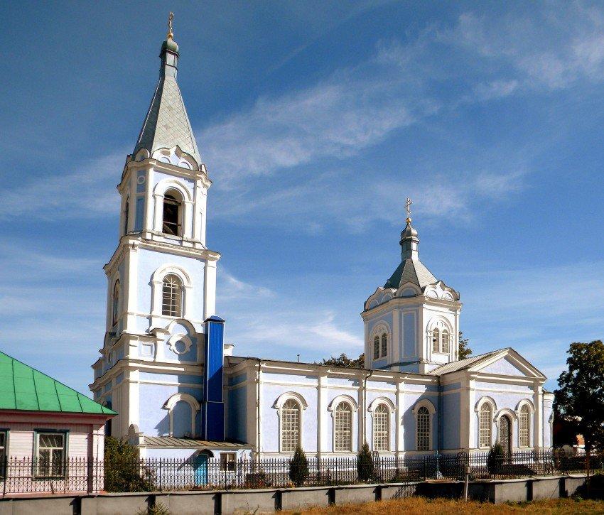 Церковь иконы Божией Матери «Знамение» (Борисоглебск)