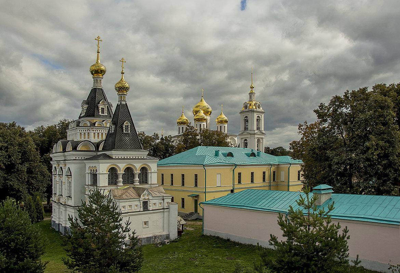 Тюремная Елизаветинская церковь (Дмитров)