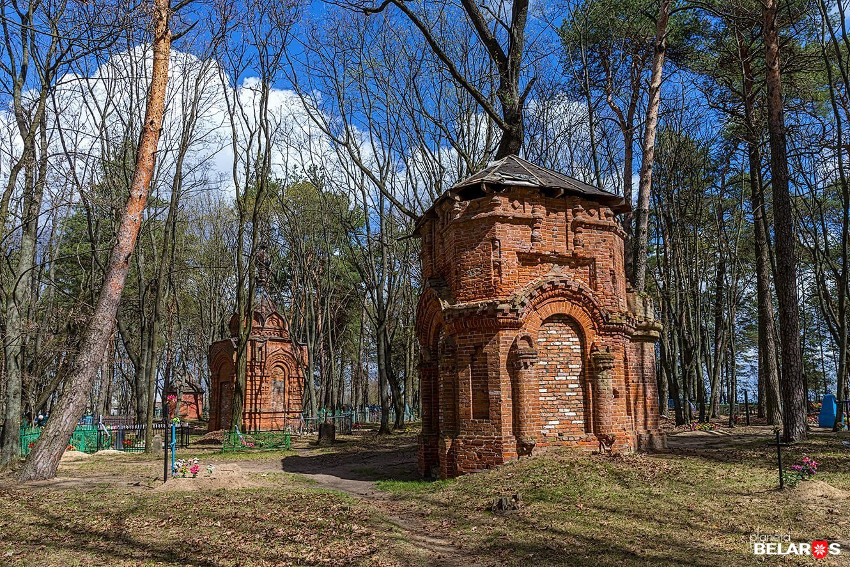 Часовни христианского кладбища (Рогачёв)