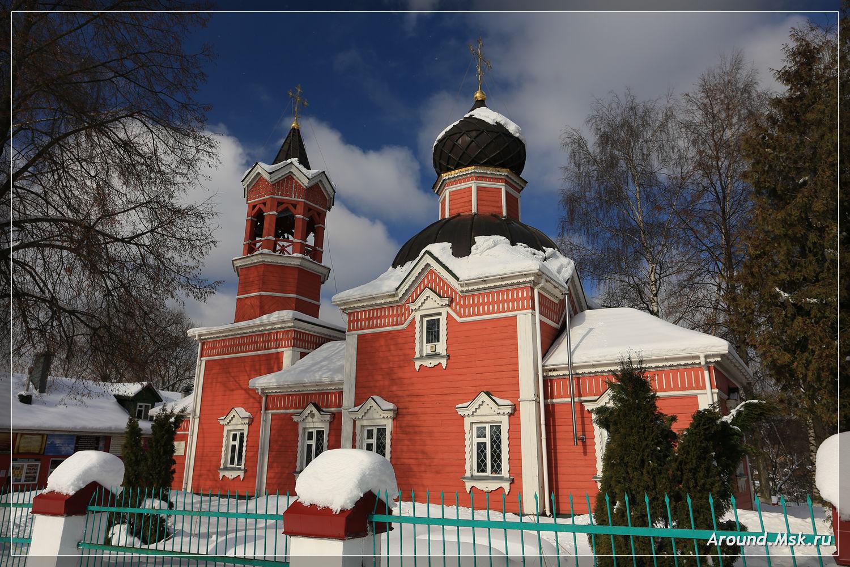 Георгиевская церковь (Ивантеевка)