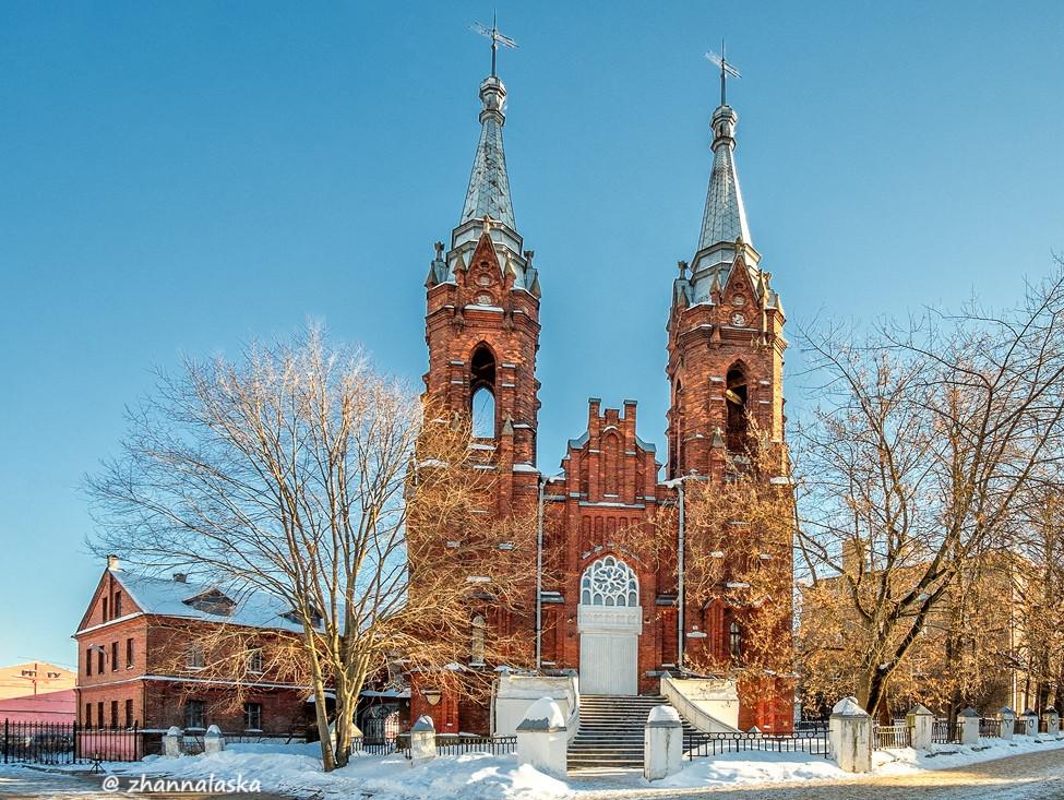 Польский костел (Рыбинск)