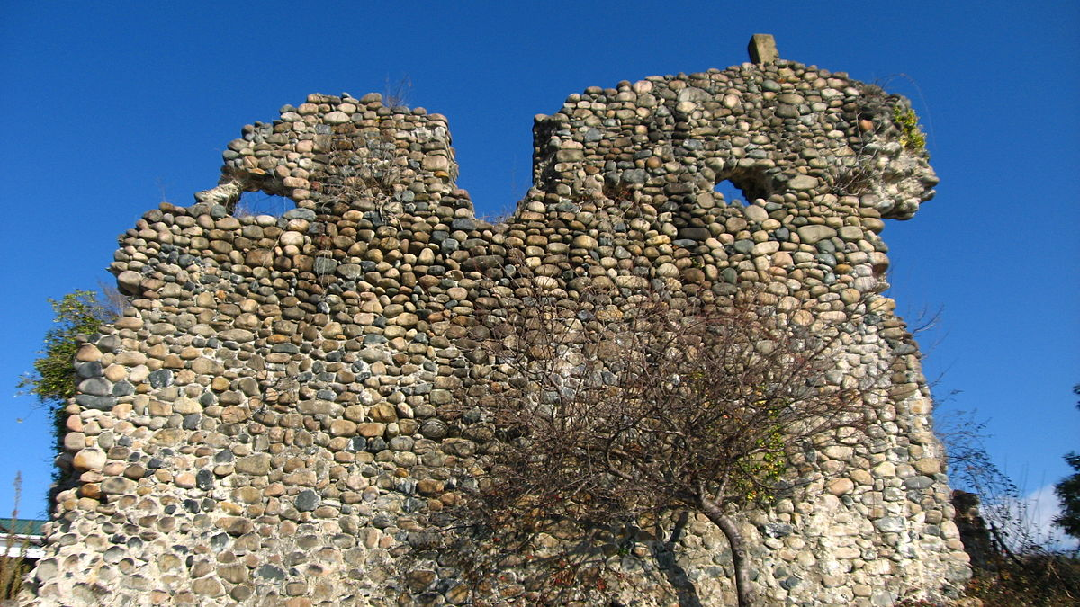Келасурский монастырь (Абхазия)