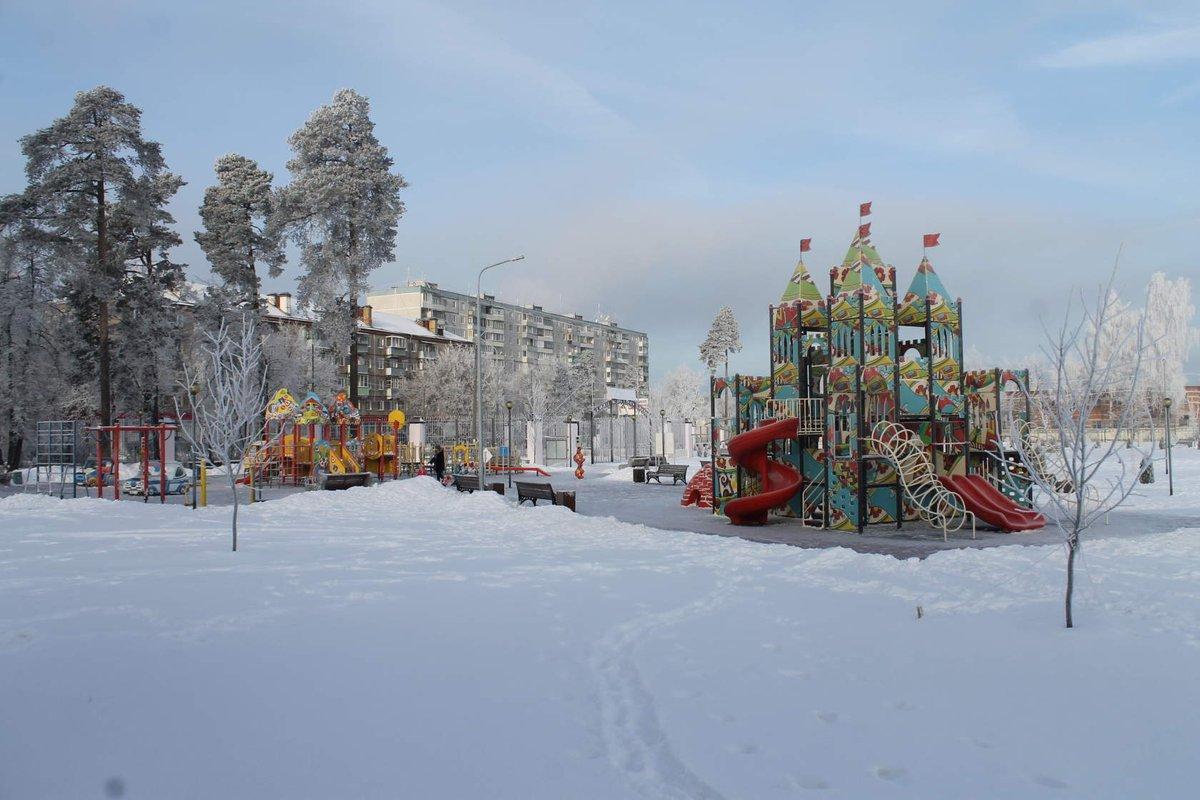 Городской сквер (Ликино-Дулёво)