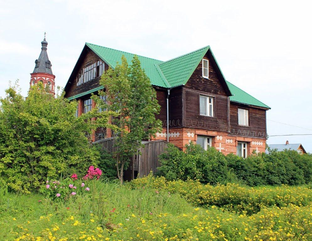 Маклаковский Александро-Невский женский монастырь (Тверская область)