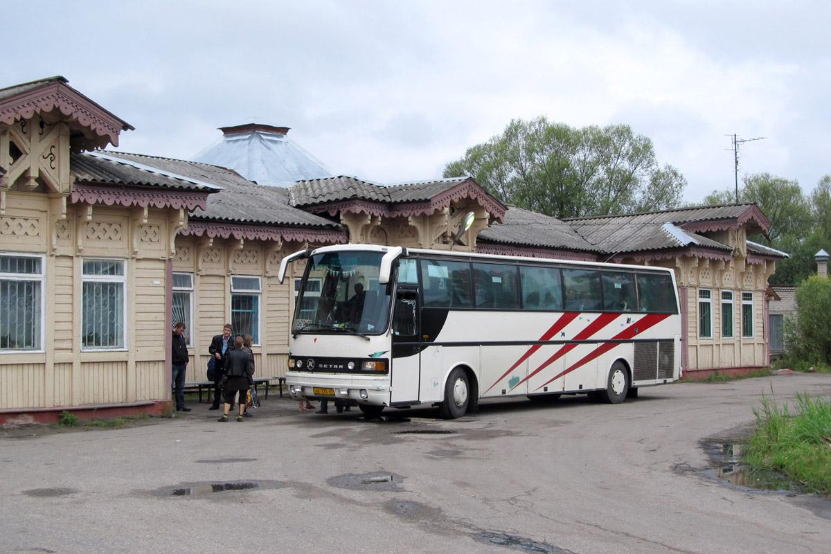 Автовокзал «Весьегонск» (Весьегонск)