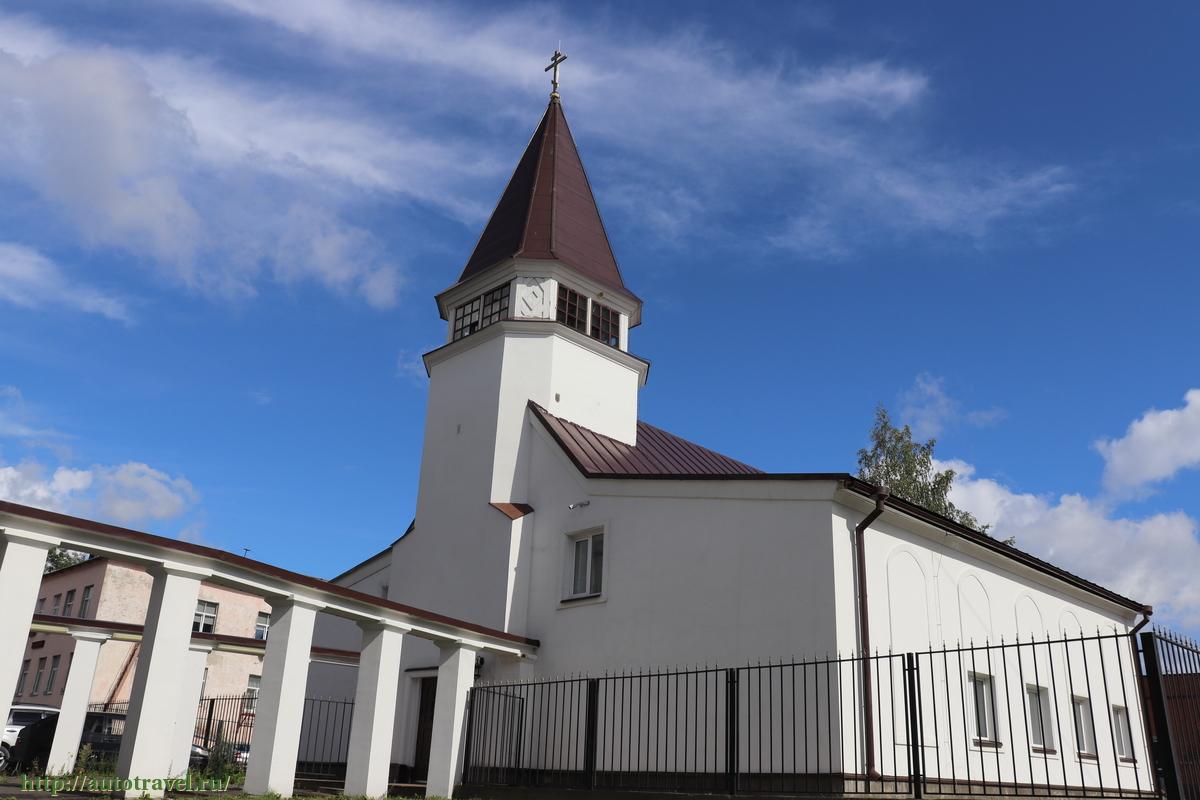 Церковь Иоанна Богослова (Сортавала)
