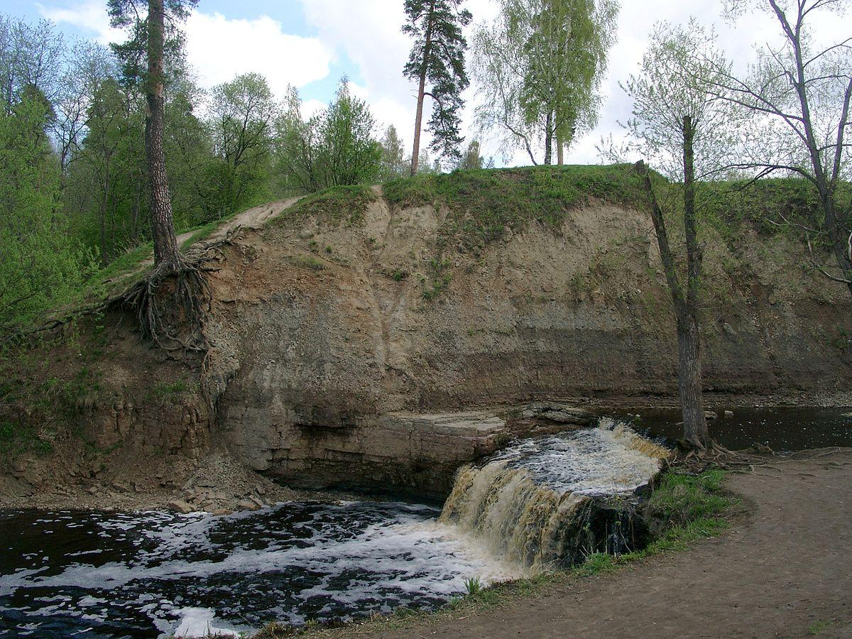 Каньон реки Тосна (Тосно)