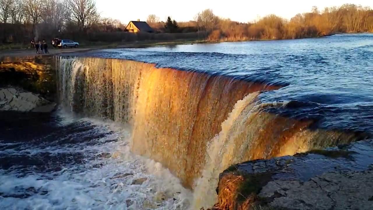 Водопад Ягала (Эстония)