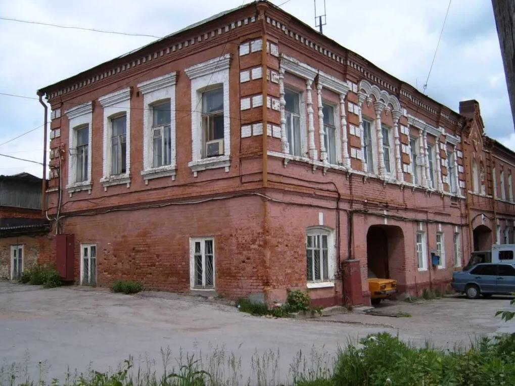 Здание постоялого двора (Плавск)