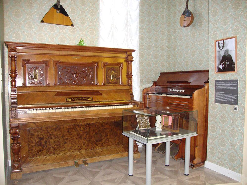 Чайковский краеведческий музей (Чайковский)