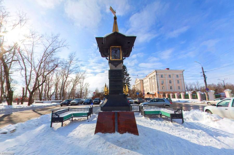 Нулевая верста (Архангельск)
