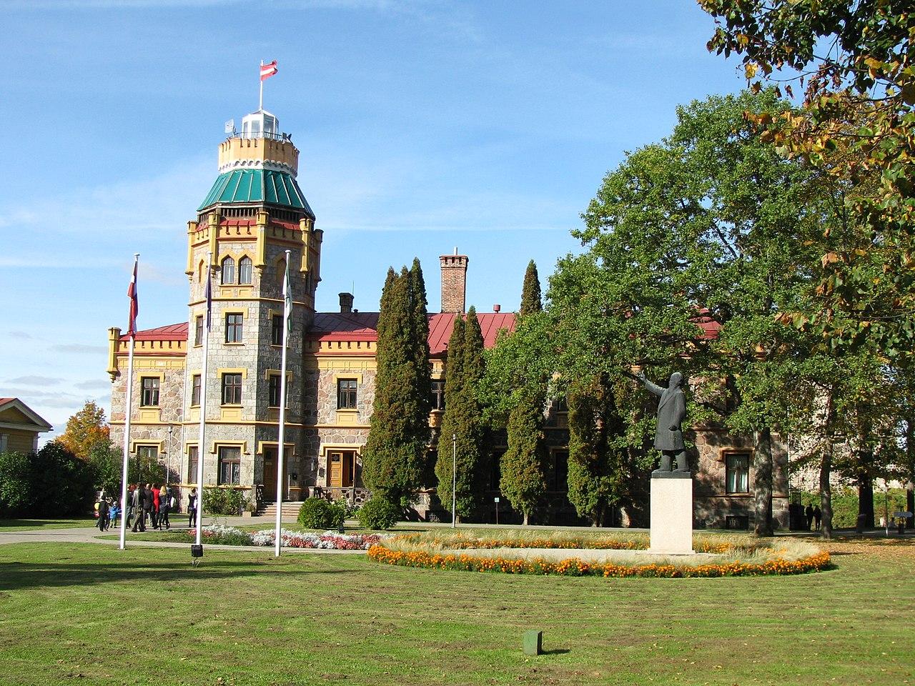 Кримулдский дворец (Сигулда)