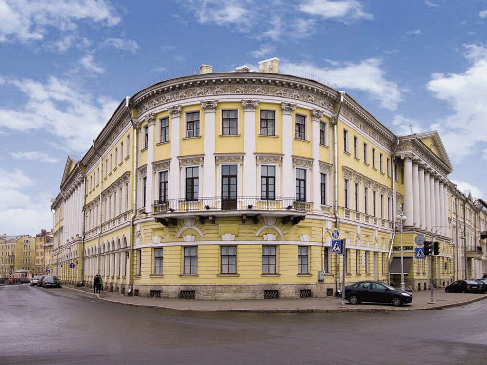 Дом Адамини (Санкт-Петербург)