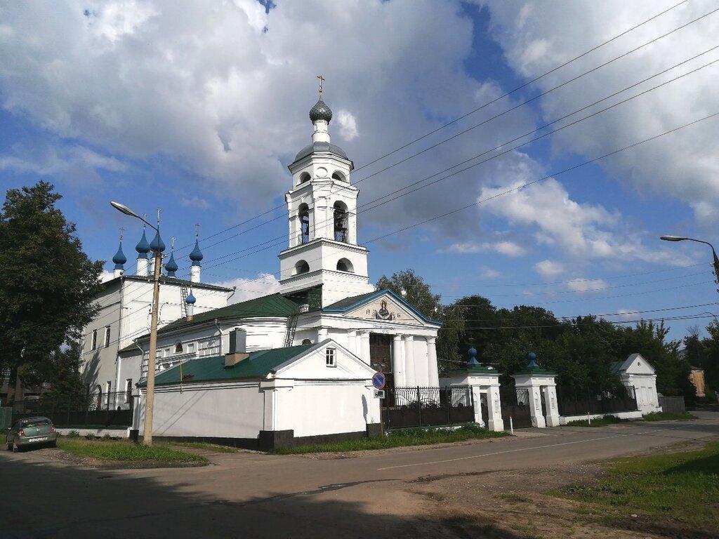 Покровская церковь (Шуя)