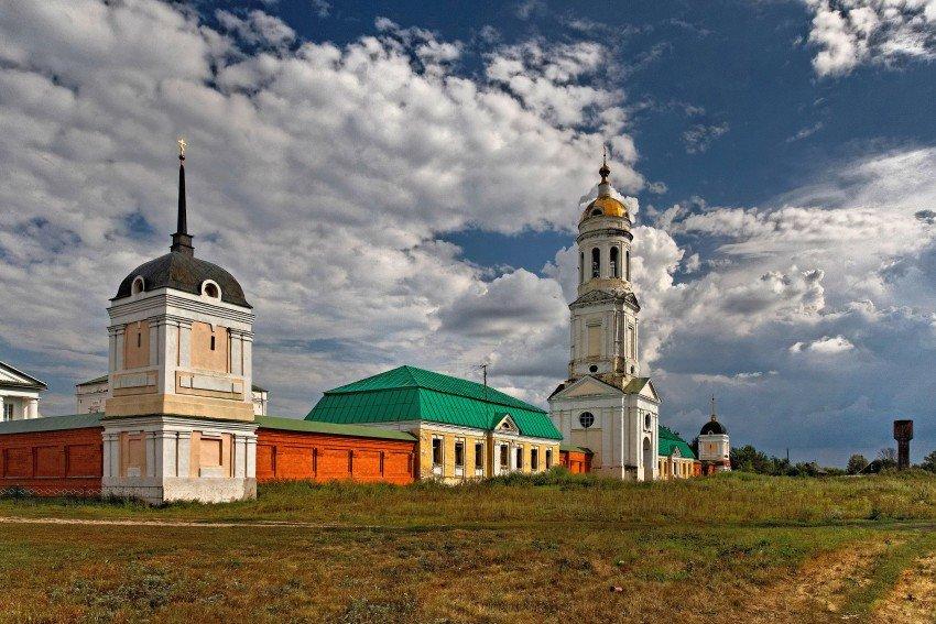 Свято-Никольский мужской Чернеевский монастырь (Шацк)