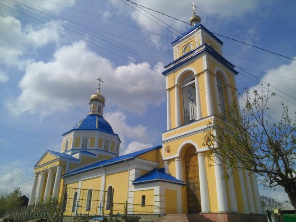 Церковь Казанской иконы Божией Матери (Борисоглебск)