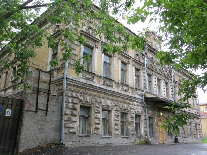 Семёновский слободской дом Шелаевых (Москва)