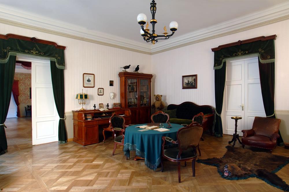 Музей-квартира Н. А. Некрасова (Санкт-Петербург)
