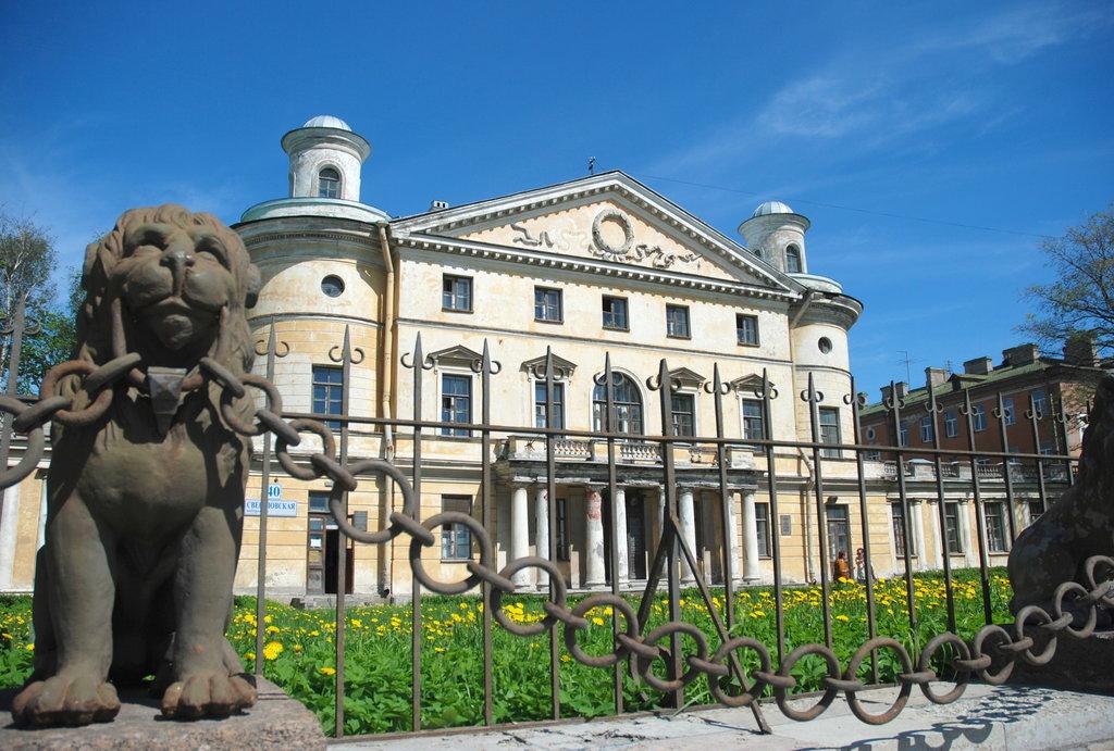 Дача Безбородко (Санкт-Петербург)