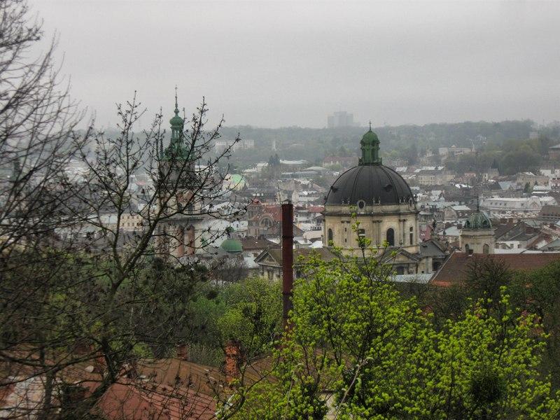 Парк Высокий замок (Львов)