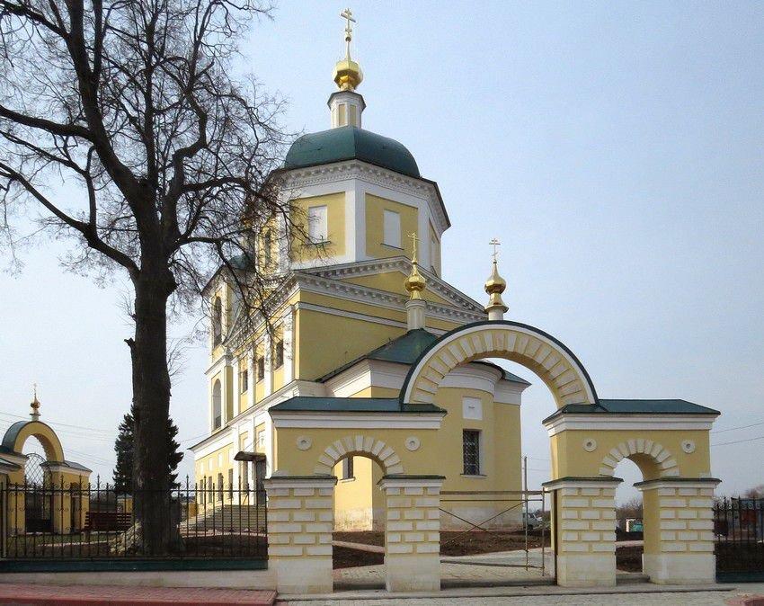 Церковь Константина и Елены (Верея)