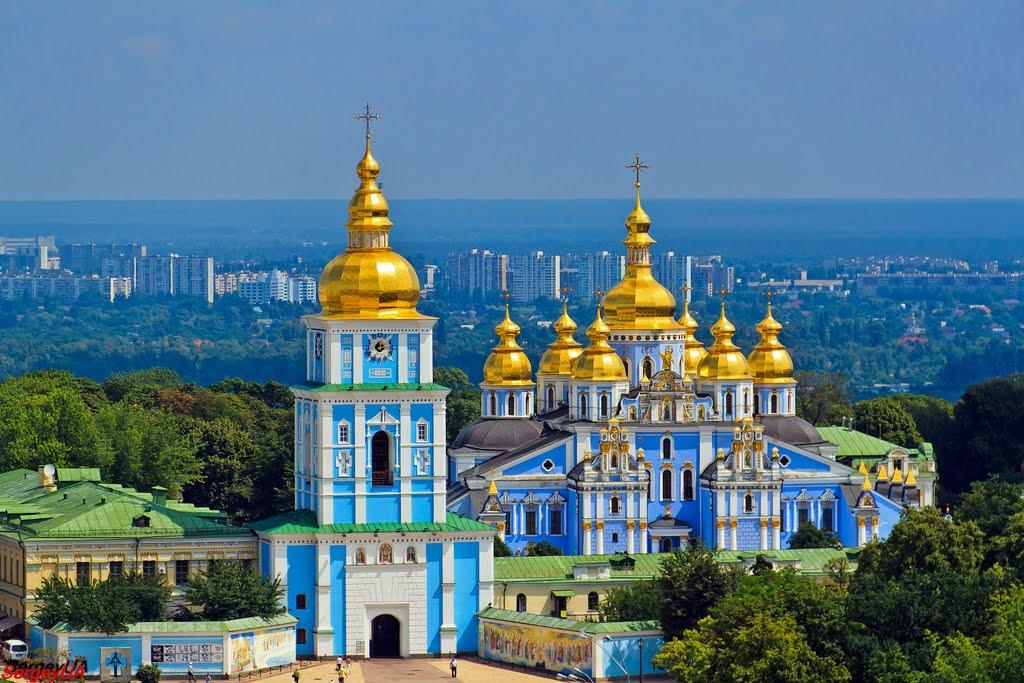 Михайловский Златоверхий монастырь (Киев)