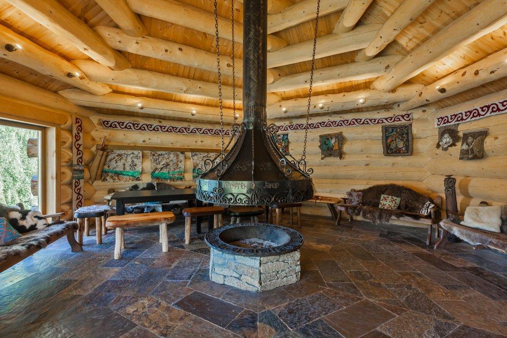 Дом-музей «Алтайский аил» (Белокуриха)