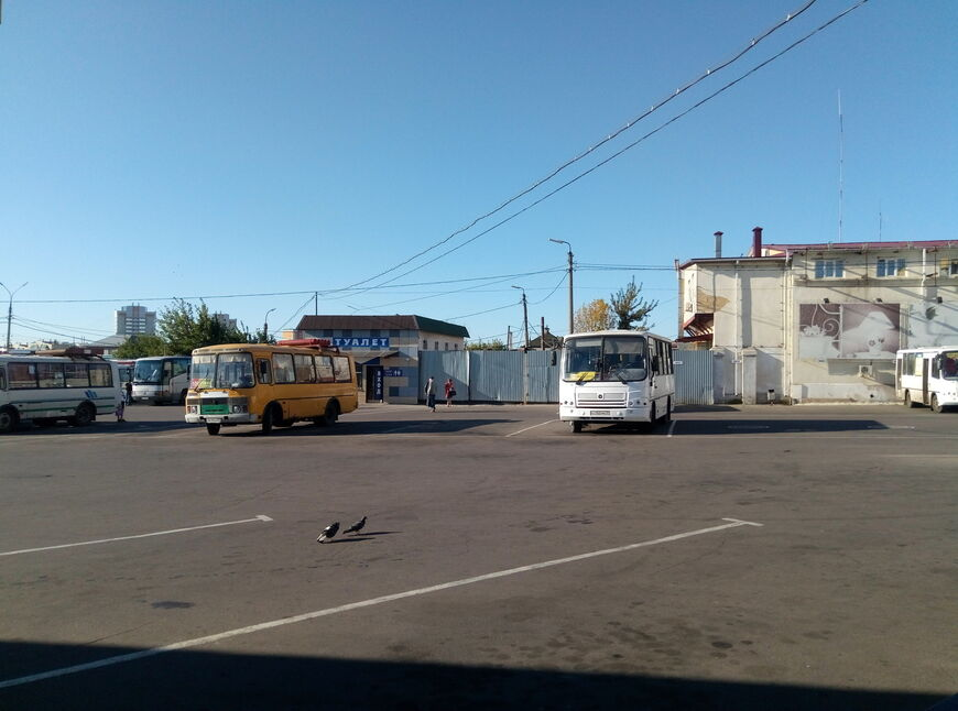 Комнаты отдыха автовокзала (Орёл)