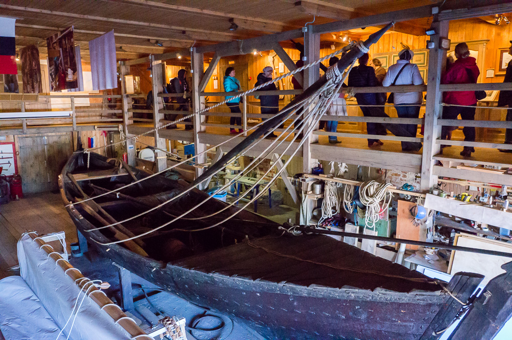 Музей мореходов (Тотьма)