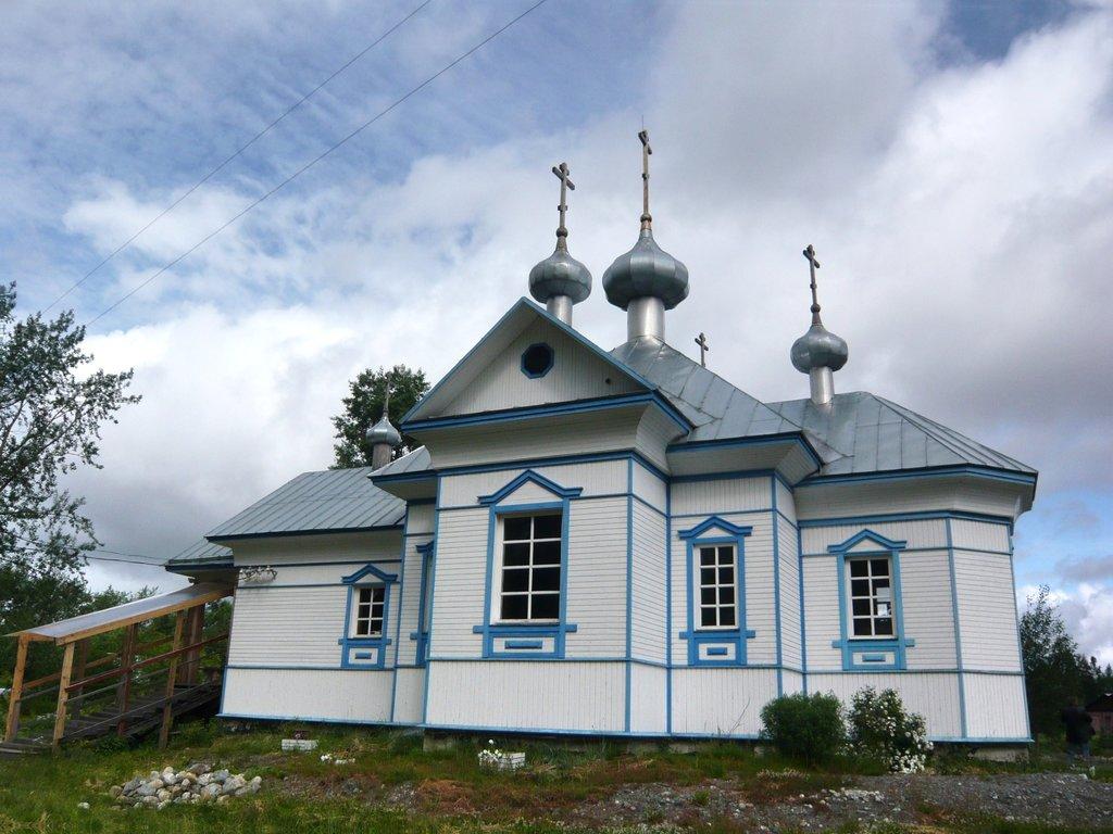 Церковь Зосимы и Савватия Соловецких (Беломорск)