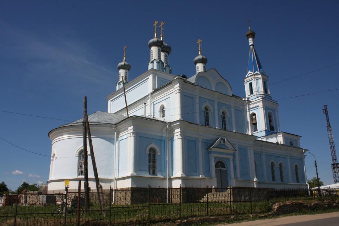 Церковь Рождества Пресвятой Богородицы (Рославль)