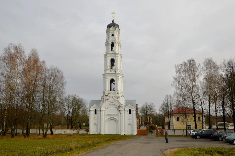 Пустынский Успенский монастырь (Мстиславль)
