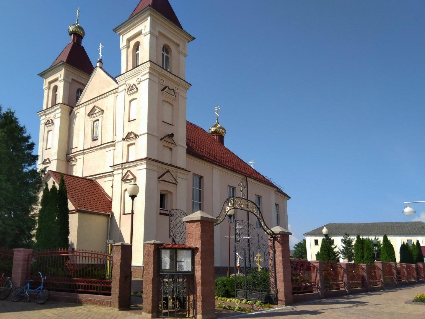 Клецкий монастырь доминиканцев (Минская область)