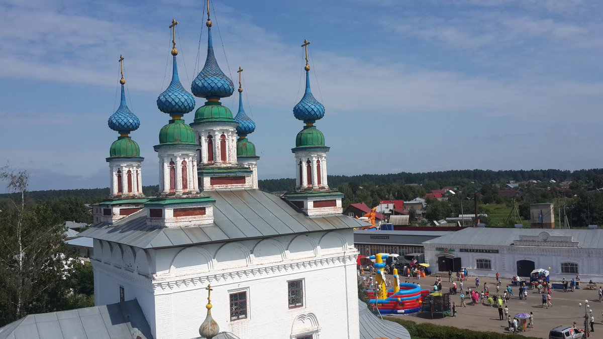 Троицкая церковь (Лух)