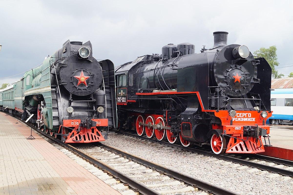 Музей истории железнодорожной техники (Москва)
