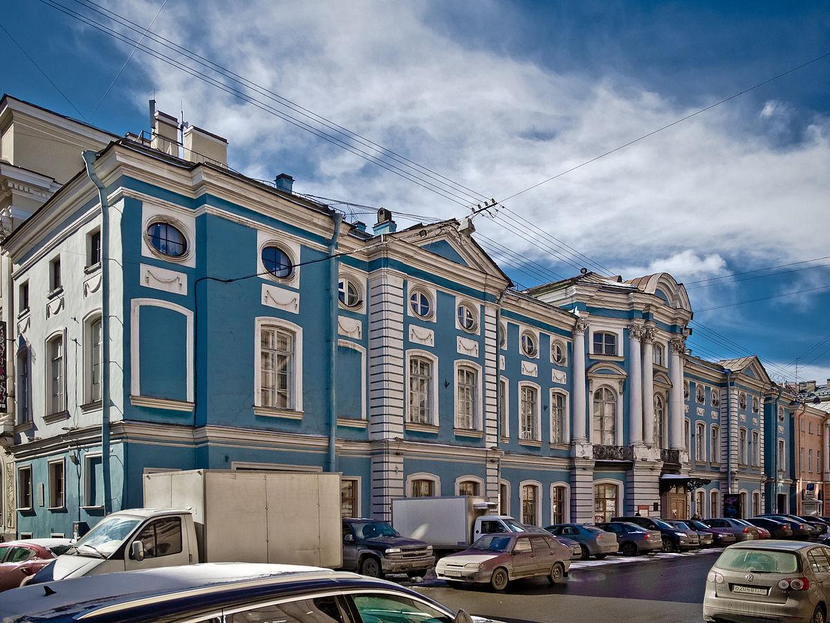 Музей гигиены (дворец И. Шувалова) (Санкт-Петербург)