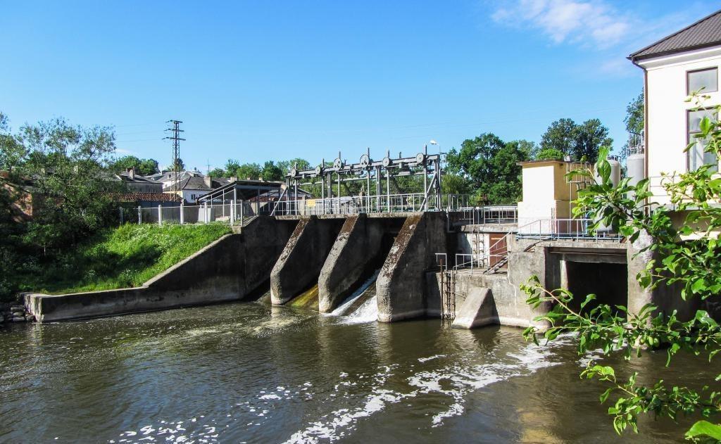Озёрская ГЭС (Озёрск)