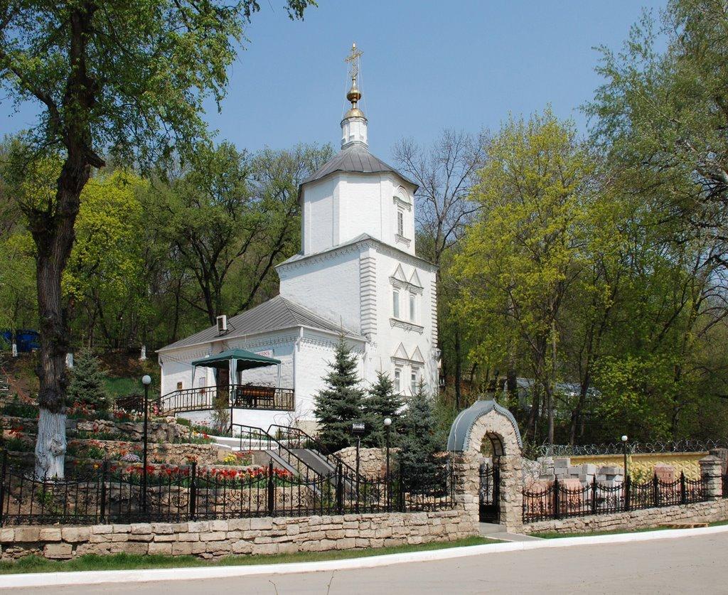 Свято-Успенский монастырь (Липецк)