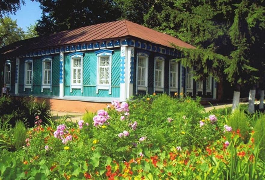 Литературно-мемориальный музей Ярослава Гашека (Бугульма)