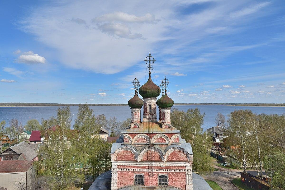 Троицкий собор (Осташков)