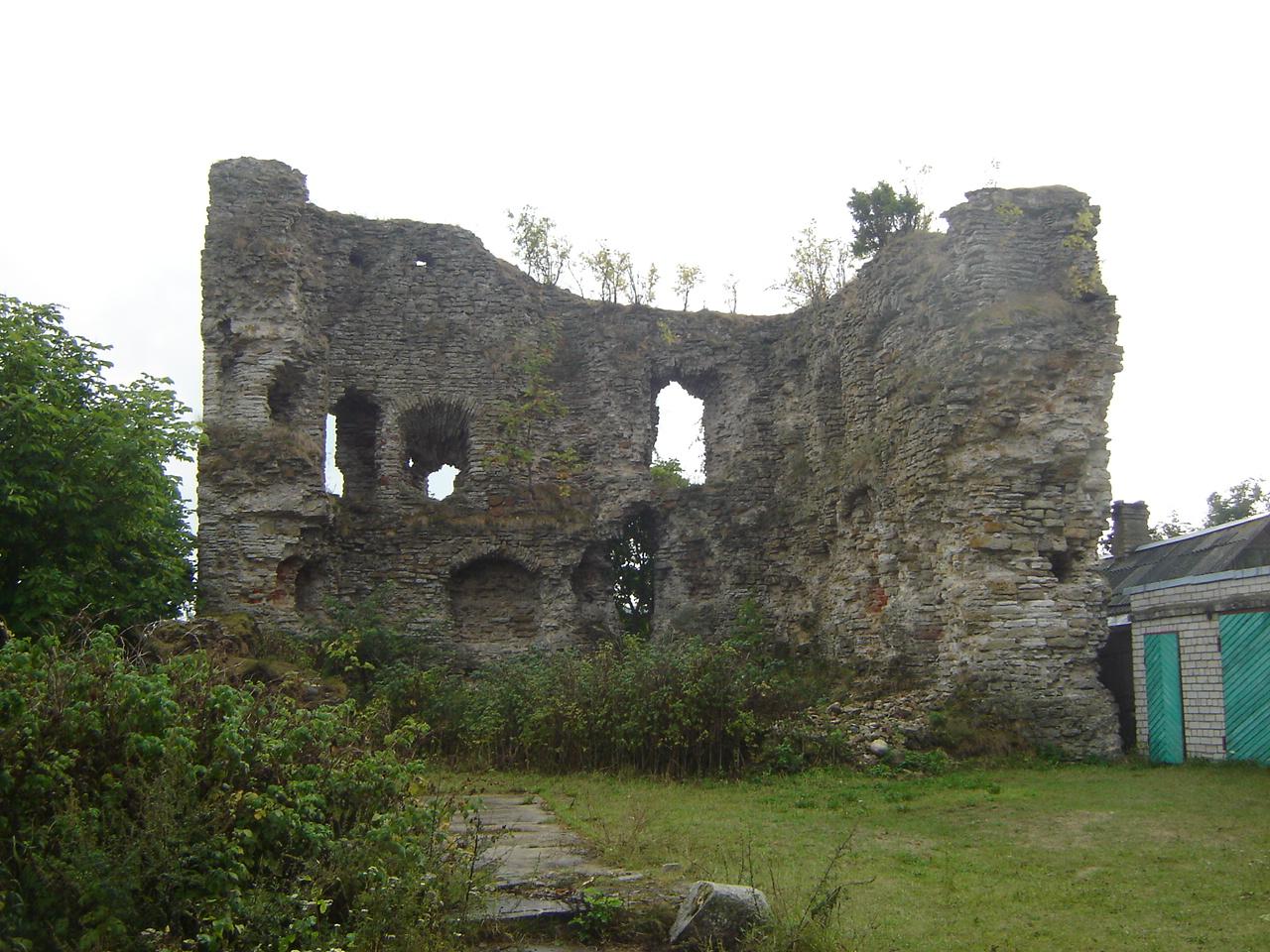 Замок Вана-Кастре (Эстония)