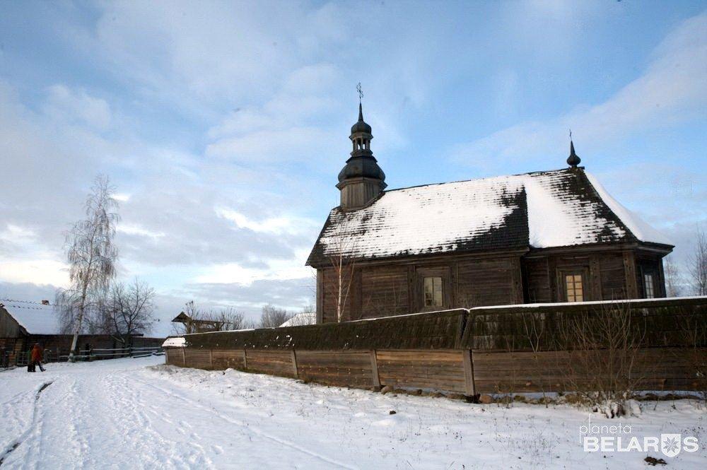 Музей народной архитектуры и быта (Минская область)