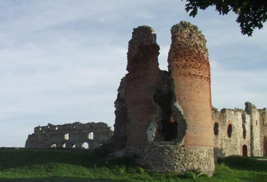 Замок Лаис (Эстония)