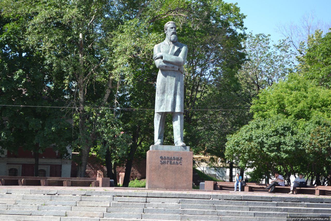 Памятник Фридриху Энгельсу (Москва)