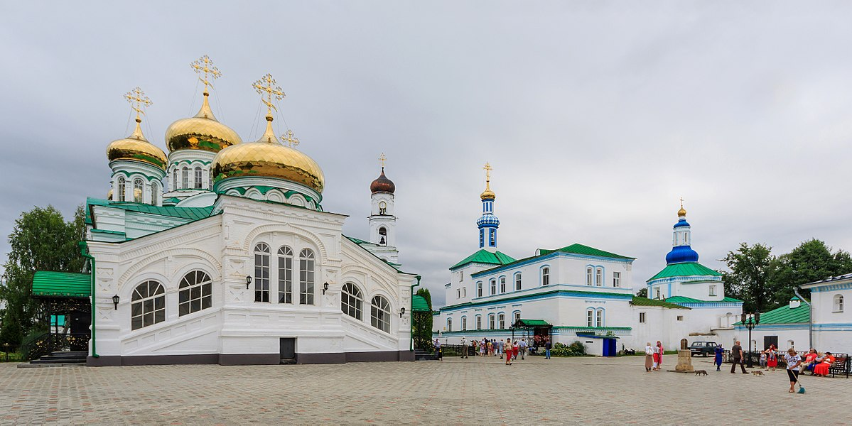 Раифский Богородицкий монастырь (Зеленодольск)