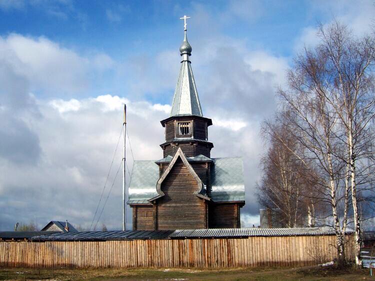 Успенская церковь (Шуя)