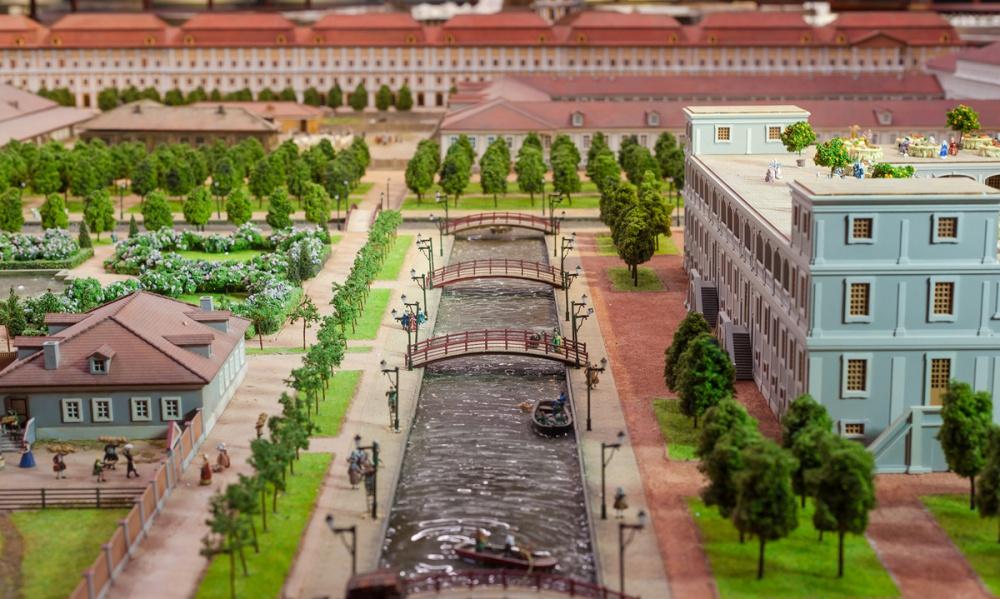 Музей-макет «Петровская акватория» (Санкт-Петербург)